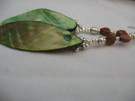 Crafted Nacre Earrings 5 by sampdesigns