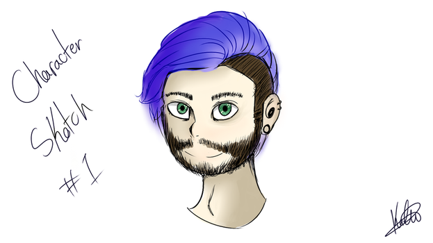 Character1 colored by PewdsFanBro