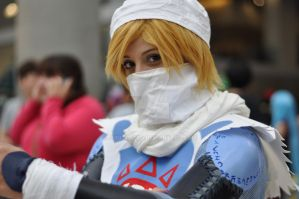 Anime Expo 2013 : Faces of Cosplay_0935 by JuniorAfro