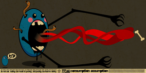 consumption.assumption by j3concepts