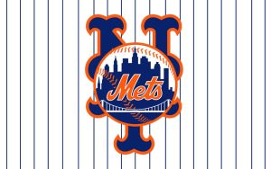 Mets Pinstripes by monkeybiziu