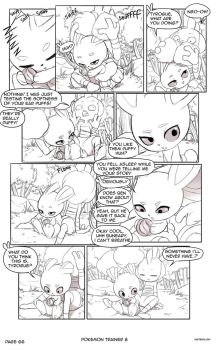 Pokemon Trainer 8-page 066-- What is it? by MisterPloxy