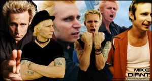 Mike Dirnt 3. by When-I-Come-Around