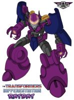 -Ation Ratbat v.2.0 by Tf-SeedsOfDeception
