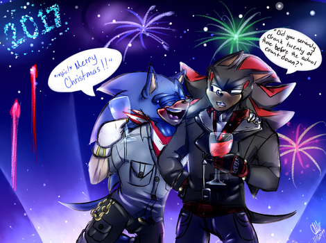 [SonicRMS]Happy (Very late)new year~! by Meggie-Meg