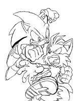 sonic vs tails issue 178 by HACK-THE-HEDGEHOG