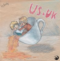 USxUK in cup by sailor-luna14