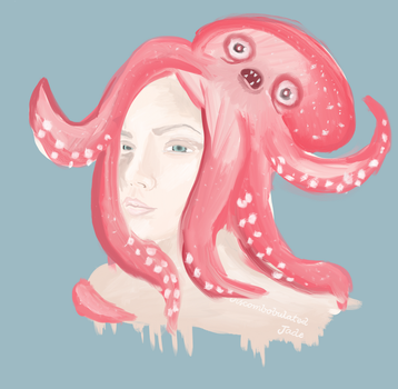 Octo head by DISC0MB0BULATED