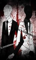 [AT] Slenderman and slanderman by chang05hana