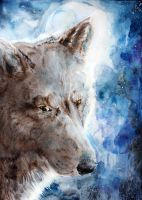 Wolf by waltwoor