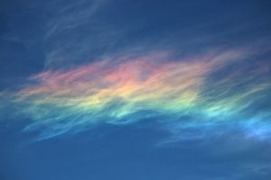 rainbow cloud by Abbiee1211