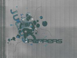 Julius Peppers.2 by metalhdmh