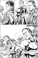 InkTest Highlander pg03 by GlauberMatos