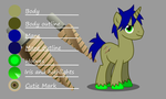Drill Bit - Reference(Commission) by Evil-DeC0Y
