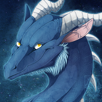 Icon Comish - Slate Smile by TwilightSaint