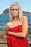 Kahli - red fabric reprised 1 by wildplaces