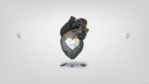 The Stone Heart by FragOcon
