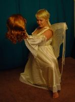 Fae Bride and Props 2 by HiddenYume-stock