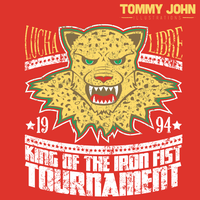 KING of the Iron Fist by TommyJohnisArtsy