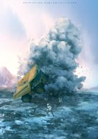 Terraforming accident by Tohad