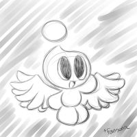 Chao sketch by fansonic