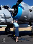 Air Force Pin-Up by Swanee3