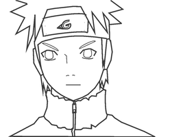 nARUTO SKETCH by surane90000