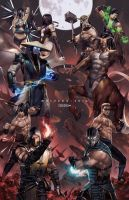 Mortal Kombat by alex-malveda