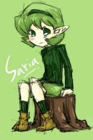 Saria by DC9spot