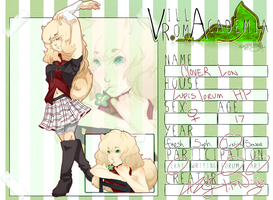 VRA Clover Lon by Lazy-the-King