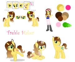 Treble Maker Ref (UPDATED) by Turtlezgomoo