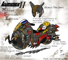 Luminos II: MSE Design - R2M by PsuC