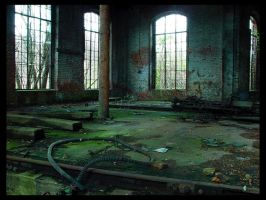 Abandoned Room by deadward1555