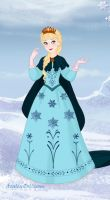 Snow Queen Maker-Elsa queen of Arendelle by Astrogirl500