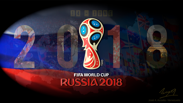Russia 2018 by 613acosta