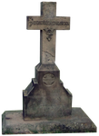 Tombstone Cross by PaulineMoss