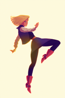 Android 18 by jisook86
