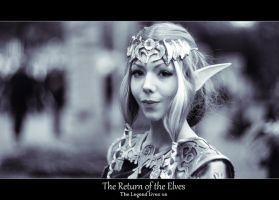 Return of the Elves 1 by calimer00