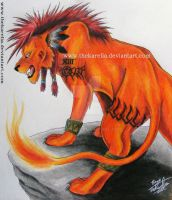 Red XIII by TheKarelia
