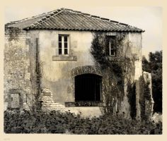 Maison Triste by Lamollesse