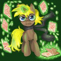 5th Commission - for AndanteCrescendo by ChibiWendy