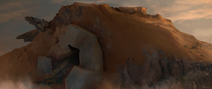 Uncharted Desert by mohq