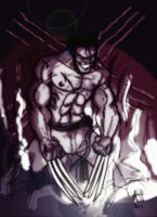wolverine claws v2 by scarecrowhassan