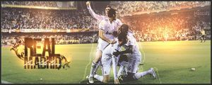 Los Galacticos Real Madrid by HassaNl