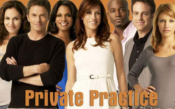 Private Practice 2 by HalaAyoubi