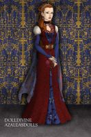 Young Catelyn by DaenatheDefiant