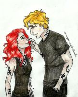 TMI couples #4 - Clace by Linaia