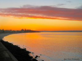 A Seattle Sunset by GlassHouse-1