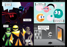 CC366 - Parallel Dimensions by simpleCOMICS