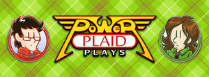 Power Plaid Plays Banner by Motament